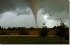 Central Iowa Tornado