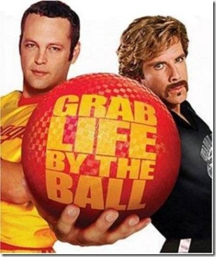 Playing Dodge Ball Taught Me Everything I Need to Know (4/6)