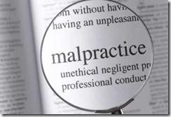 legal malpractice add